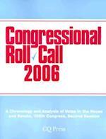Congressional Roll Call 2006 (CONGRESSIONAL ROLL CALL)