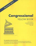 Congressional Yellow Book Summer 2017 (Congressional Yellow Book Summer)
