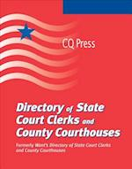 Directory of State Court Clerks and County Courthouses 2013 (Directory of State Court Clerks)