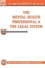 Mental Health Professional and the Legal System