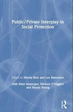 Public/Private Interplay in Social Protection (Comparative Public Policy Analysis Series)