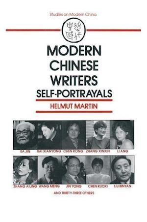 Modern Chinese Writers: Self-portrayals : Self-portrayals