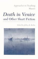 Manns Death in Venice & Other