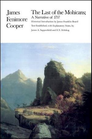 Bog, paperback The Last of the Mohicans af James Fenimore Cooper