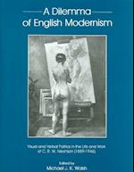 A Dilemma of English Modernism af Michael Walsh