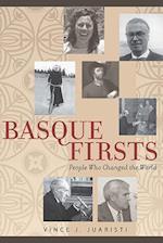 Basque Firsts af Vince J. Juaristi