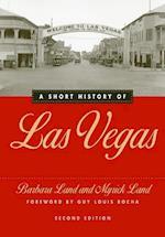 A Short History of Las Vegas af Barbara Land