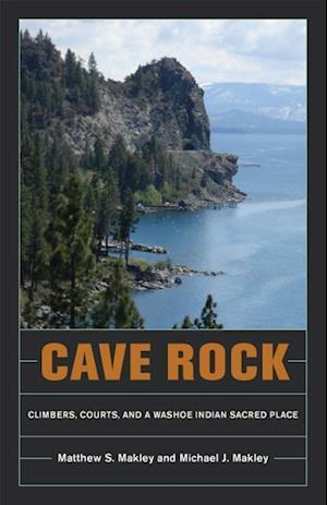 Bog, paperback Cave Rock af Michael J. Makley
