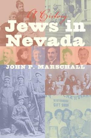 Bog, paperback Jews in Nevada af John P. Marschall