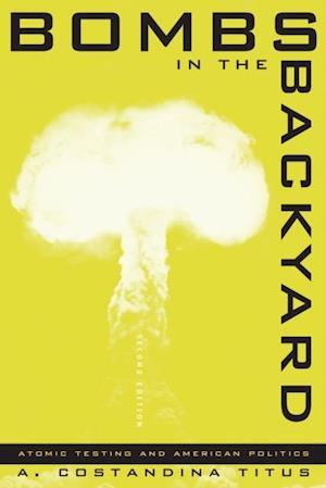 Bombs in the Backyard af A. Constandina Titus