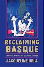Reclaiming Basque af Jacqueline Urla