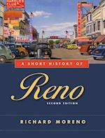 Short History of Reno, Second Edition