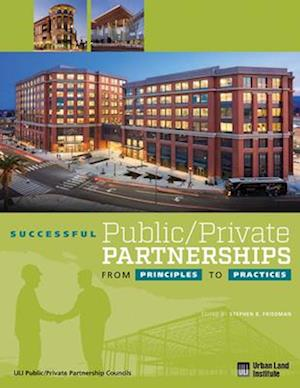 Bog, paperback Successful Public/Private Partnerships af Stephen B. Friedman