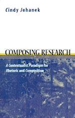 Composing Research af Cindy Johanek