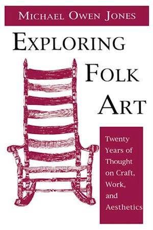 Exploring Folk Art af Michael Jones