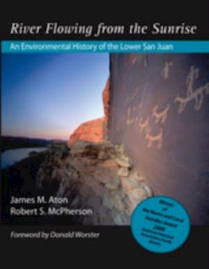 River Flowing From The Sunrise af Robert McPherson, James M Aton