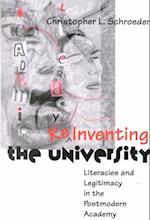 Reinventing the University af Christopher Schroeder