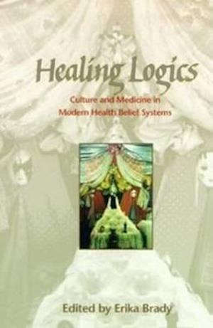 Bog, paperback Healing Logics af Erika Brady
