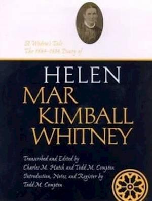 Bog, hardback A Widow's Tale af Helen Mar Whitney, Charles Hatch, Meliss M. Bunce