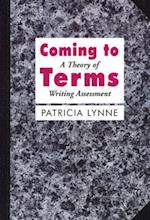 Coming to Terms af Patricia Lynne