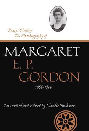Pansy's History af Claudia L. Bushman, Margaret E.P. Gordon