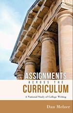 Assignments Across the Curriculum af Dan Melzer