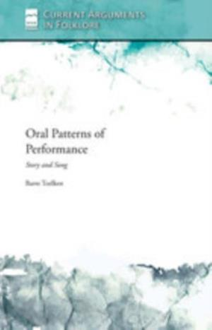 Oral Patterns of Performance af Barre Toelken