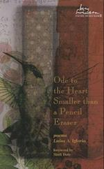 Ode to the Heart Smaller Than a Pencil Eraser (Swenson Poetry Award)