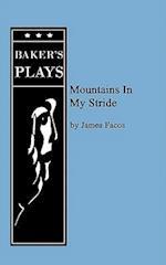Mountains in My Stride af James Facos