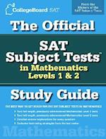 The Official Sat Subject Tests in Mathematics Levels 1 & 2 (OFFICIAL SAT SUBJECT TESTS IN MATHEMATICS LEVELS 1 & 2 STUDY GUIDE)