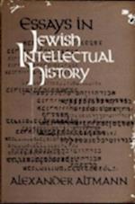 Essays in Jewish Intellectual History