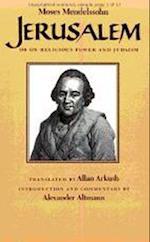 Jerusalem af Moses Mendelssohn