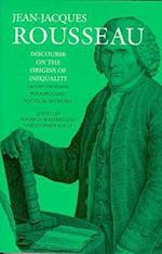 Discourse on the Origins of Inequality (Second Discourse), Polemics, and Political Economy (COLLECTED WRITINGS OF ROUSSEAU)