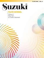 Suzuki Flute School, Vol 5 (The Suzuki Method Core Materials, nr. 5)
