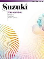 Suzuki Viola School, Viola (Suzuki Method International, nr. 4)