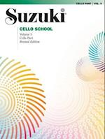 Suzuki Cello School, Vol 5 (Suzuki Cello School, nr. 5)