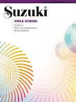 Suzuki Viola School, Vol 4 (The Suzuki Method Core Materials, nr. )