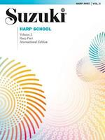Suzuki Harp School, Vol 2 (The Suzuki Method Core Materials, nr. )