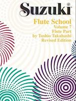 Suzuki Flute School, Vol 7 (The Suzuki Method Core Materials, nr. )