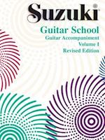 Suzuki Guitar School, Vol 1 (Suzuki Guitar School Paperback, nr. 1)