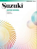Suzuki Guitar School, Vol 3 (Suzuki Guitar School Paperback, nr. 3)