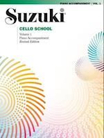 Suzuki Cello School, Vol 1 (The Suzuki Method Core Materials, nr. )