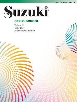 Bog, paperback Suzuki Cello School, Cello af Shinichi Suzuki, Alfred Publishing