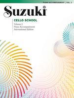 Suzuki Cello School, Vol 2 (The Suzuki Method Core Materials, nr. )