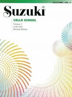 Suzuki Cello School, Vol 3 (Suzuki Cello School, nr. 3)