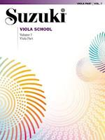 Suzuki Viola School, Vol 7 (The Suzuki Method Core Materials, nr. )