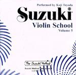 Suzuki Violin School, Volume 5 (The Suzuki Method)