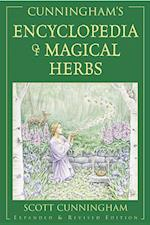 Cunningham's Encyclopedia of Magical Herbs (Llewellyn's Sourcebook Series)