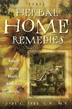 Jude's Herbal Home Remedies (Living With Nature Series)