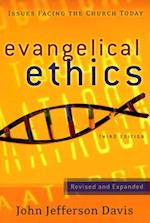 Evangelical Ethics af John Jefferson Davis